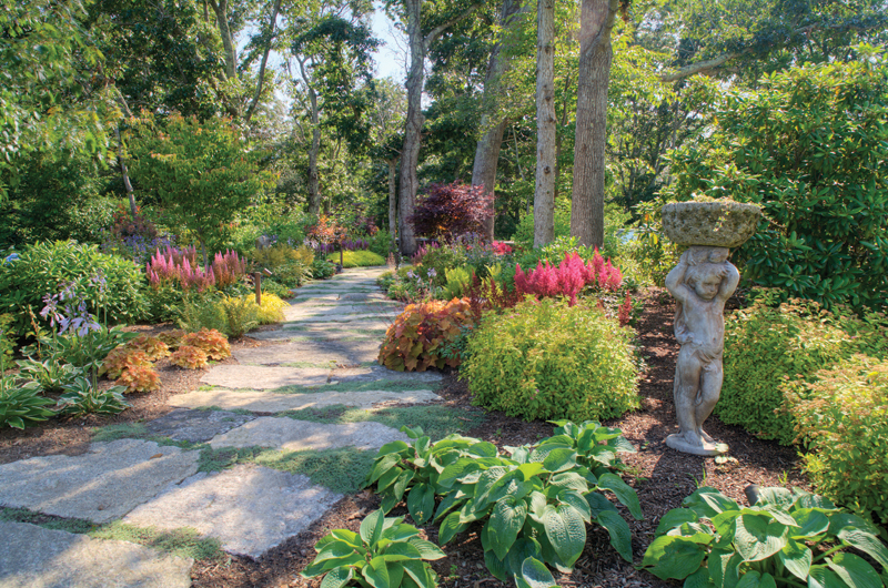Deer Resistant Gardens